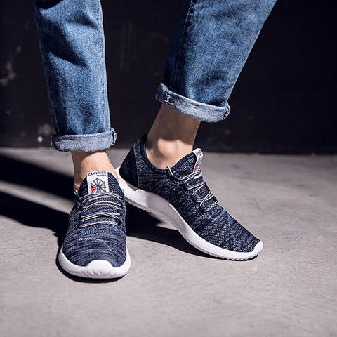 Summer Lightweight Mesh Breathable Men's Casual Sports Shoes