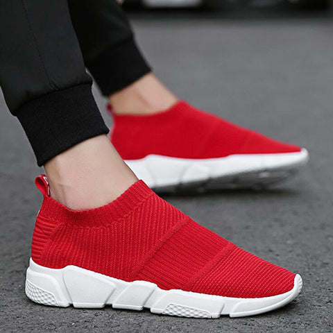 Men's Breathable Wearable Casual Lightweight Sneakers