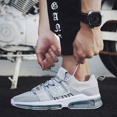 Men's Breathable Sneakers Casual Trend Shoes