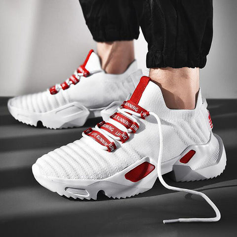 Men's Breathable Casual Running Shoes Sneakers