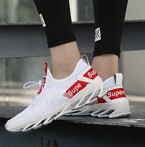 Autumn and winter new blade sneakers