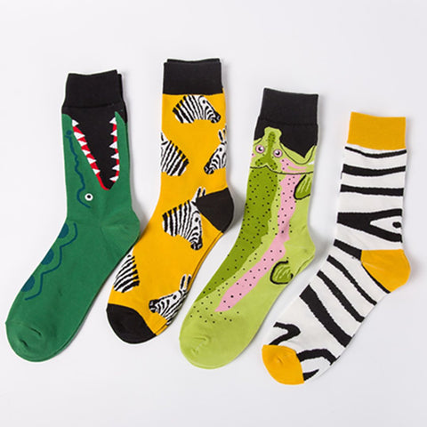 Animal Series Color Socks