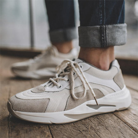 Summer men's wild breathable sneakers