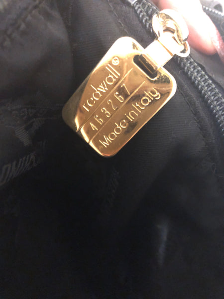 MOSCHINO NYLON BOSTON BAG