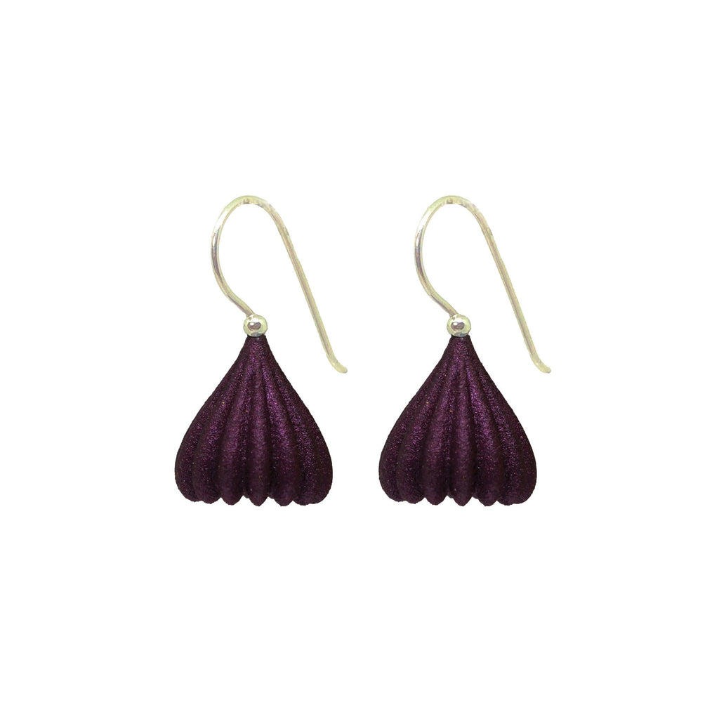 Grape Small Pod Earrings