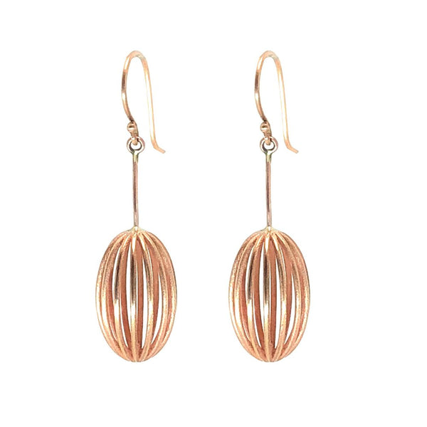 Jenny Fahey 9ct gold cage earrings1.jpg