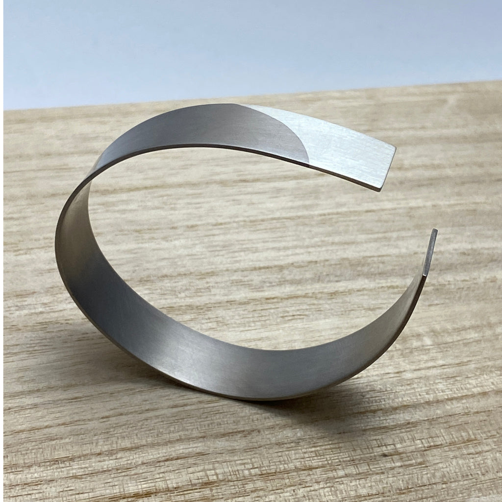 Last One Available - Married Metal Bangle