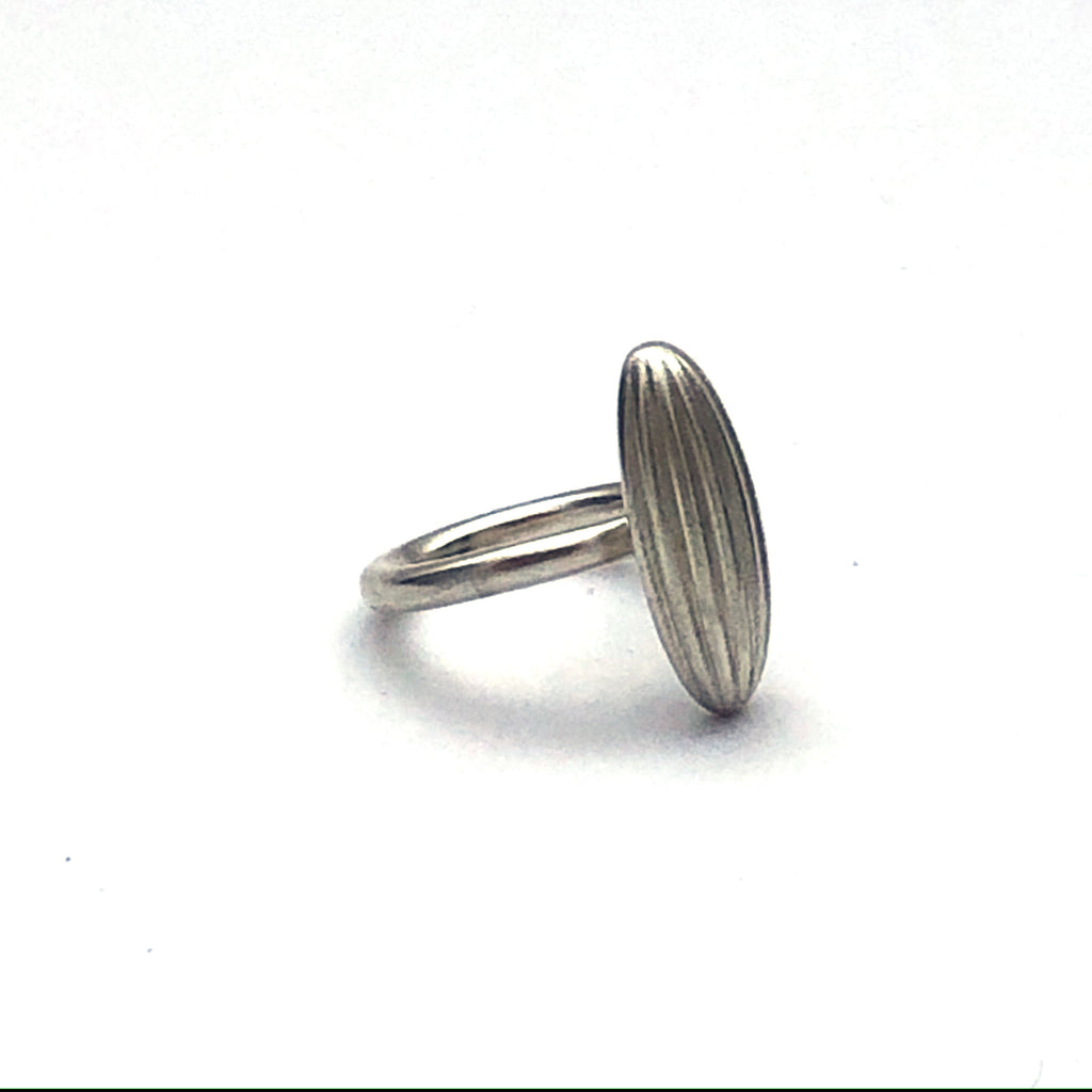 Sample sterling silver ring