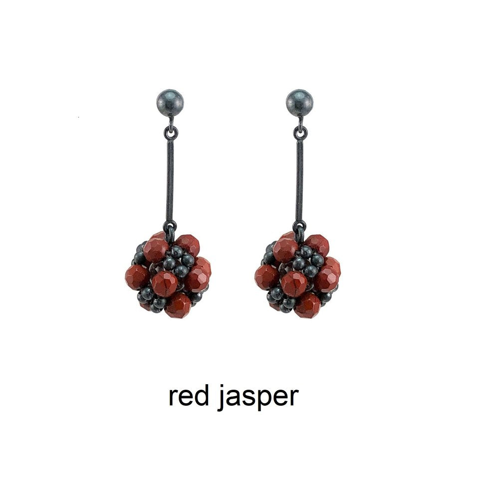jenny-Fahey-beaded-ball-earrings-red-jasper-oxidised-weblighter text.jpg