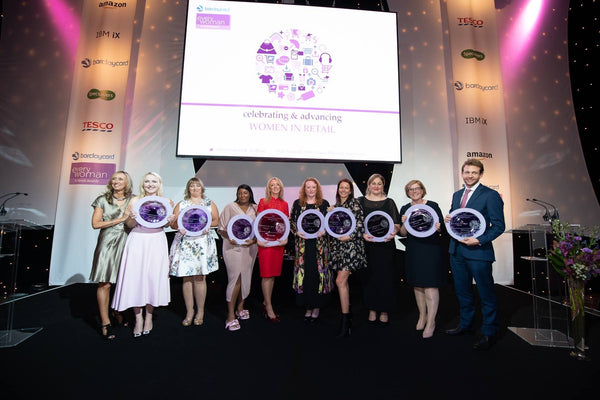 Barclaycard Everywoman in Retail Awards 2018