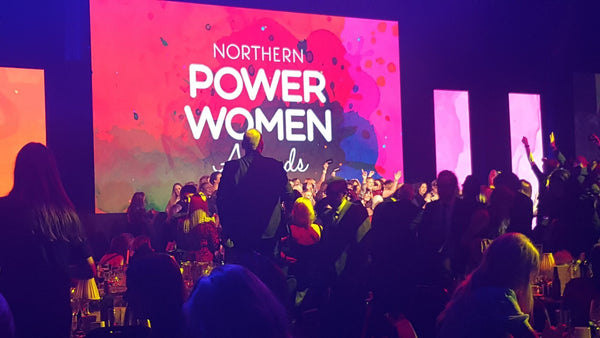 Northern Power Women Awards Audience and Stage