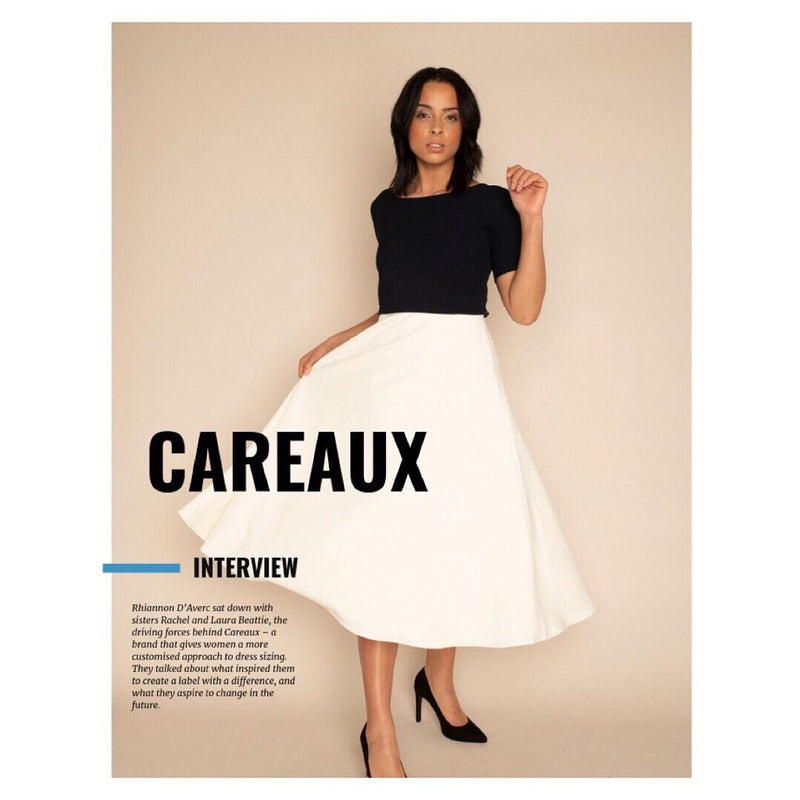 London Runway Mag Issue 35 Careaux page