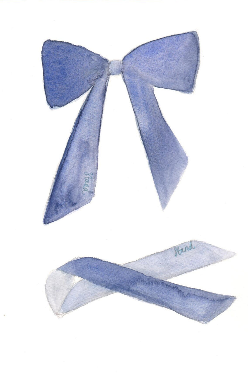 'Stand'- Hair Bow