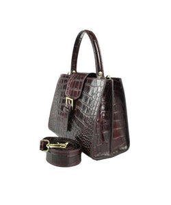 Alessandra Bag - Amethyst Shoes