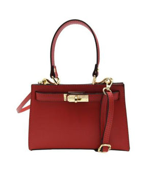 Regina Ruga  Leather Handbag