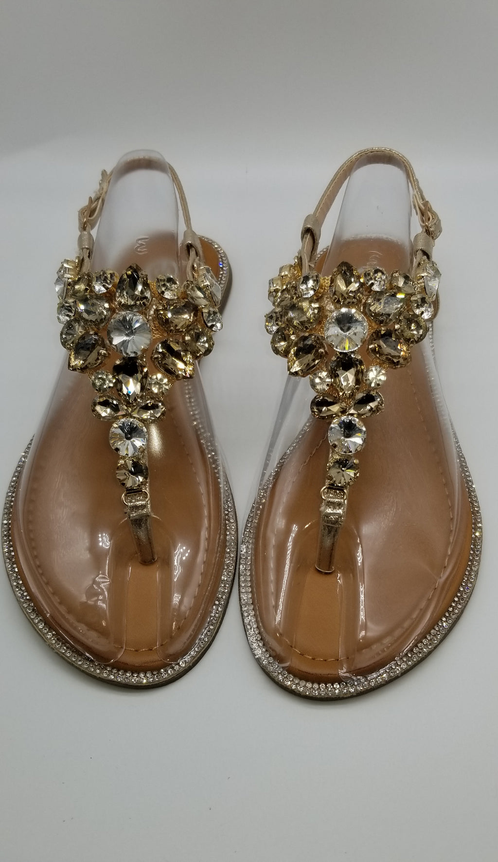 Dewi-22 Sandals - Amethyst Shoes