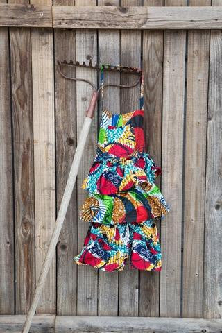 Product Feature of the Week: Ugandan Ruffle Apron