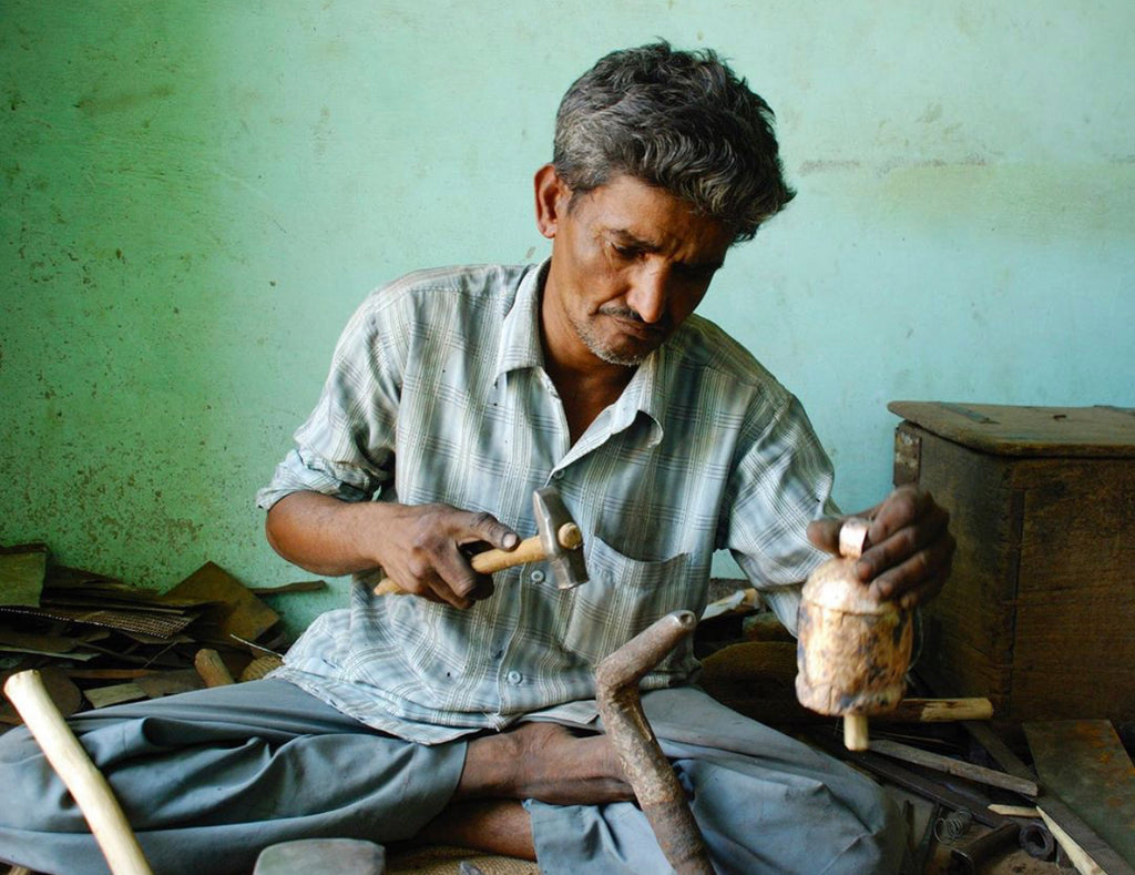 Artisan Spotlight: Meet Kasim Bhai