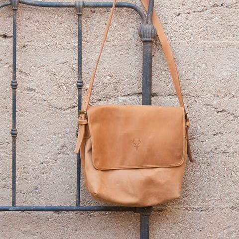 Product Feature of the Week: The College Leather Bag