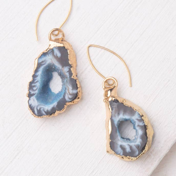 Megan Agate Earrings