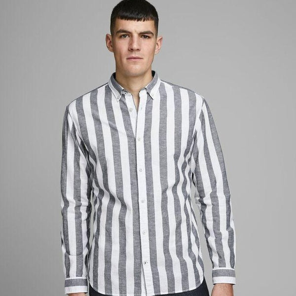 Striped Woven Shirt