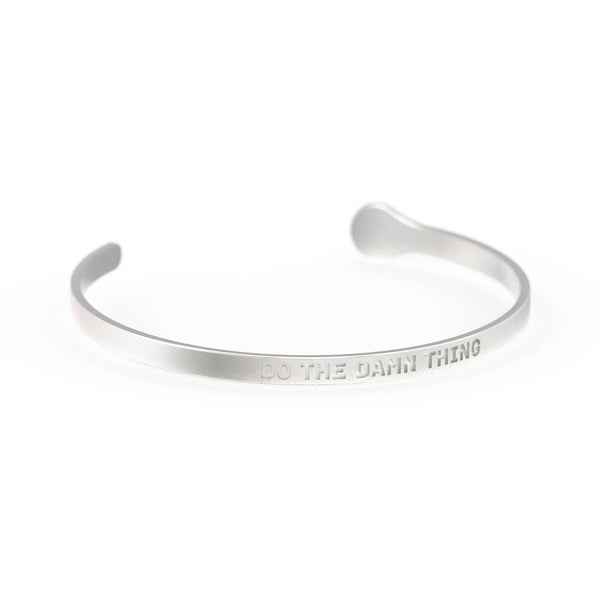 """Do The Damn Thing"" Bracelet"