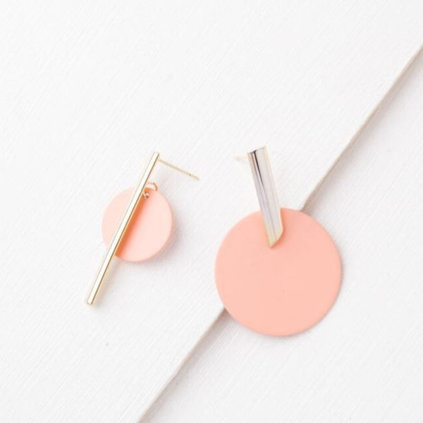 Gwyneth Asymmetrical Earrings