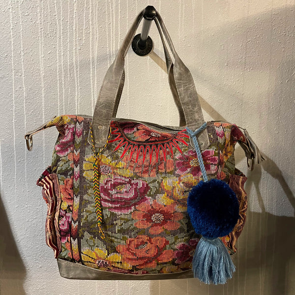 Large Huipil Convertible Bag