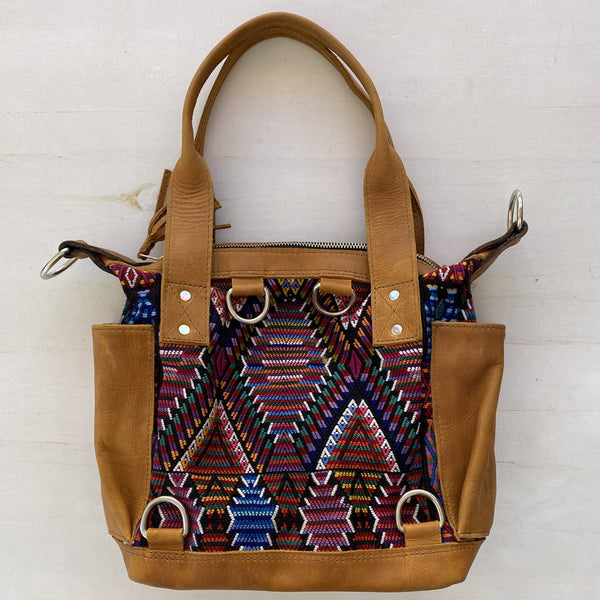 Mini Huipil Convertible Bag