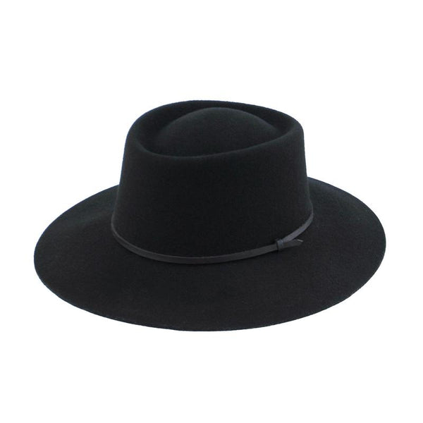 Round Top Wool Hats