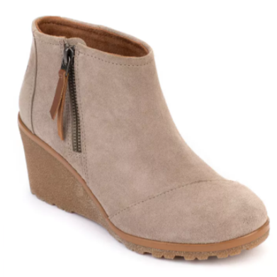 Avery Wedge Boot