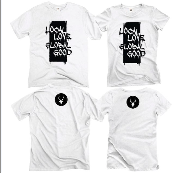 Local Love Global Good Tee