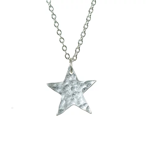 Plated Star Necklace