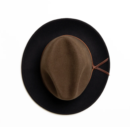 Two Toned Luke Fedora