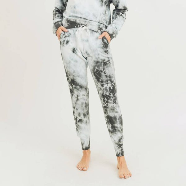 Cloud Tye-Dye Joggers