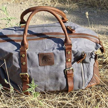 Kodiak Augustine Duffle Bag