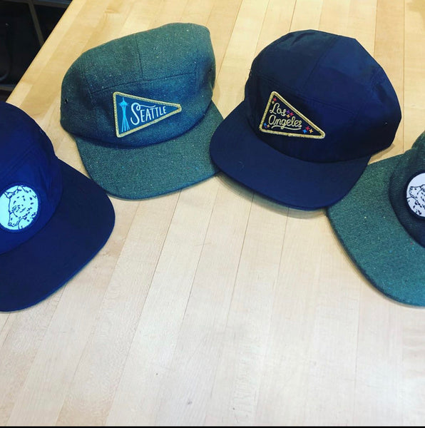 Limited Edition Patch Hats