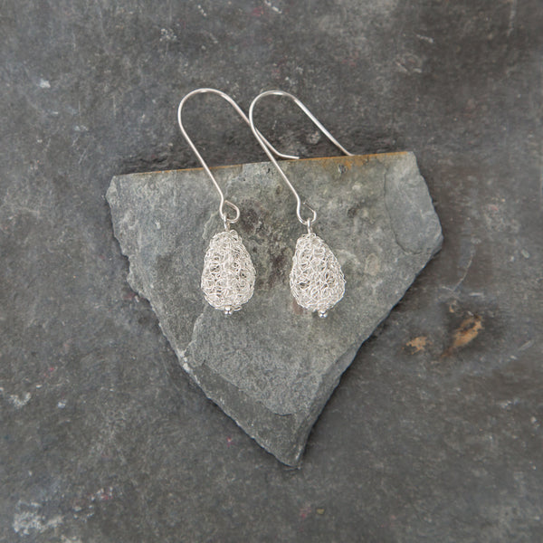 Cristabel Pear-Drop Earrings