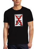 Can't Drive 55 Tee - Black
