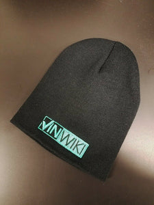 Beanie - (Black or Light Grey)