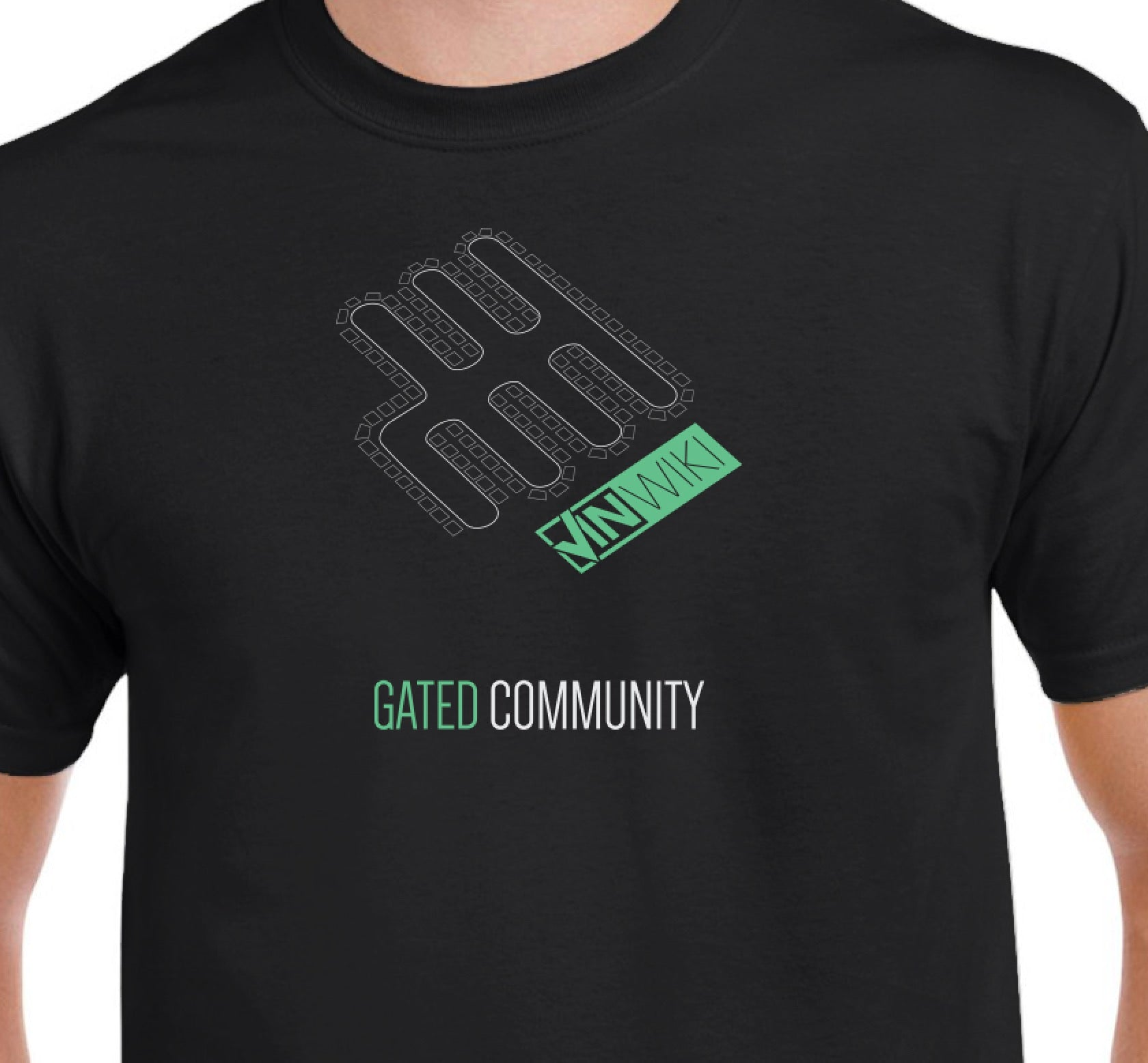 Gated Community Tee – VINwiki