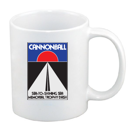 Cannonball Coffee Mug
