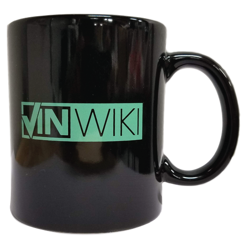VINwiki 11 Ounce Coffee Mug