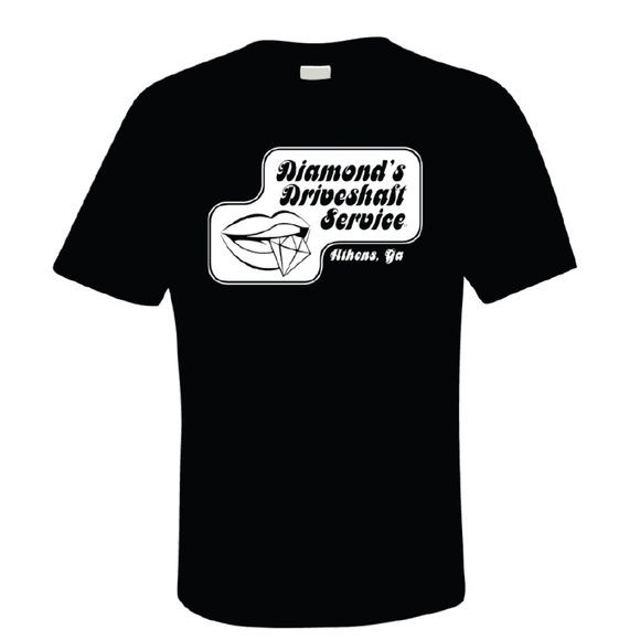 Diamond's Driveshaft Service Tee