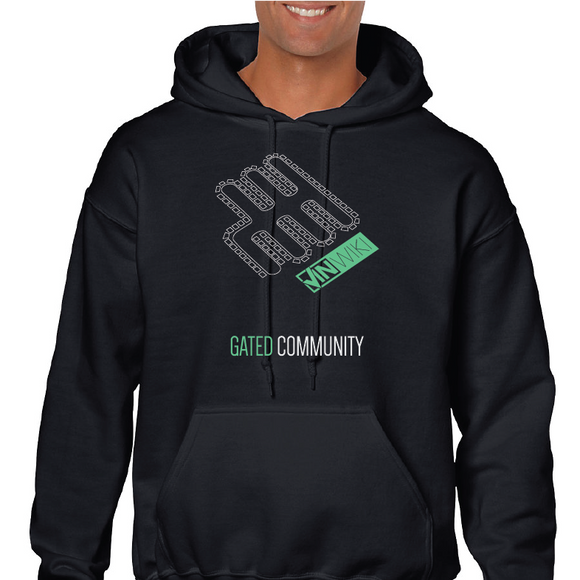 Gated Community Pullover Hoodie