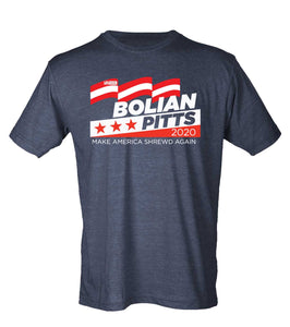 Bolian & Pitts 2020 Tee