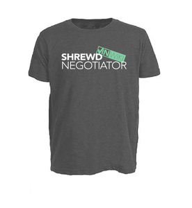 Shrewd Negotiator Youth Tee