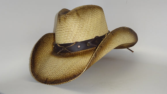 Straw Cowboy Hat LONE STAR by Austin