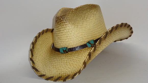 Straw Cowboy Hat DREAMKEEPER by Austin