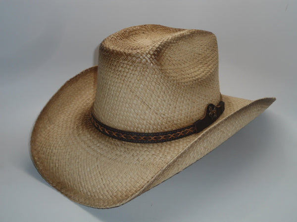 Straw Cowboy Hat RYDER by Austin